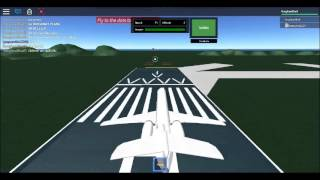 Flying a plane in roblox + code for plane
