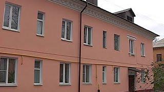 видео Город Курск, улица Менделеева 67 течёт крыша!