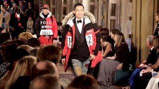 EXILE AKIRAが、米ニューヨークで行われたファッションブラン...