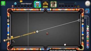 Beating makoto (445 level) in mumbai mahal | 8 ball pool by miniclip