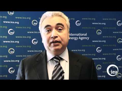 What are the major energy issues looking to the future?  See IEA World Energy Outlook 2011