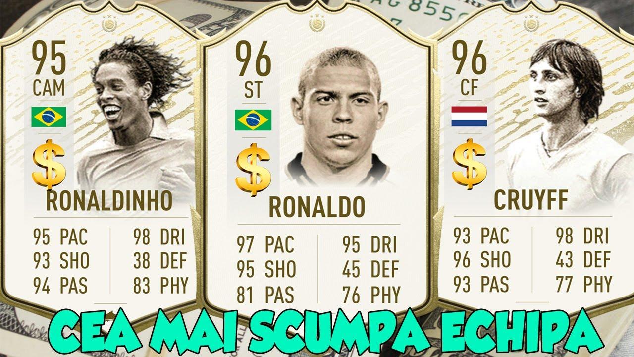 CEA MAI SCUMPA ECHIPA DIN FIFA 20 !!!