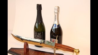 Šampanjac otvorite sabljom