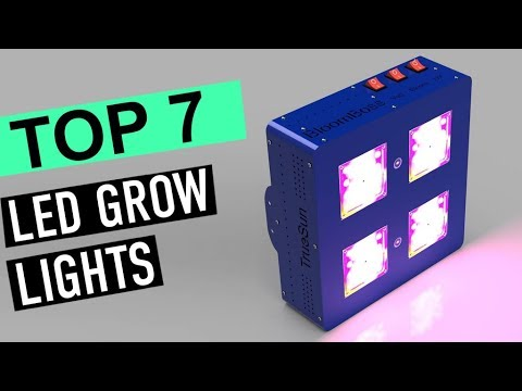 BEST LED GROW LIGHTS! (2020)