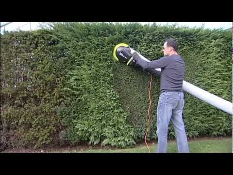 Garden Groom Pro Electric Hedge Trimmer
