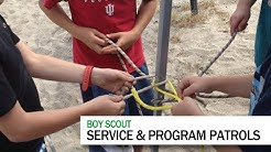 Service and Program Patrols for Boy Scout Troops (SMD5)
