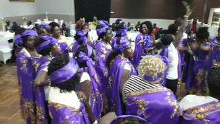 Nyarweng Flower Girls: Dany, Yai during the fundraising Video3