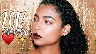 2017 FAVORITES! Hair, Makeup, Lifestyle -Endlessbeauty