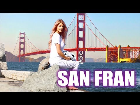 San Francisco Travel Guide Vlog Vacation Tour Things to do i