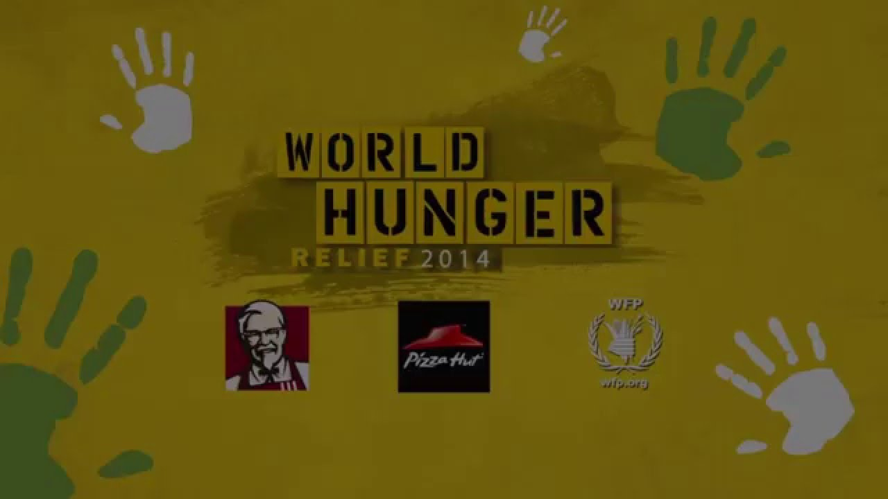 World Hunger Relief Logo