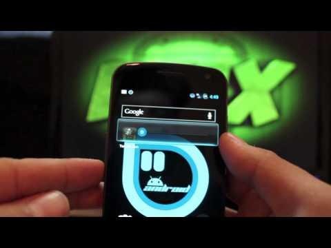 Galaxy Nexus THEME Cobalt for Multiple Roms