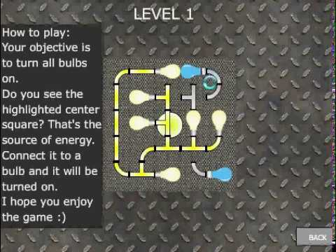 Energy plumber game easy mode level1 clicks 230