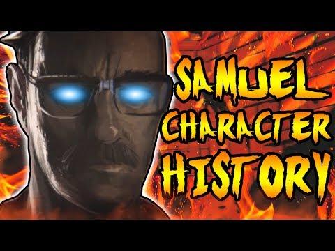 The Story of SAMUEL J STUHLINGER (Call of Duty Black Ops 2 Zombies Storyline)