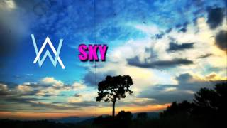 Alan Walker - Sky   New Song Coming In 2017