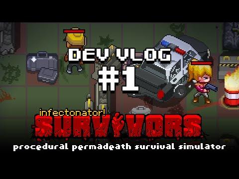 Infectonator Survivors - Dev Vlog #1  