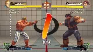 ウル4 アベル vs板橋 T.ホーク