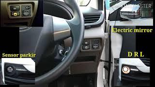 Astra Daihatsu / Review amatir interior Xenia R sporty / U pemesanan :0812.8081.6177 / 081222117118