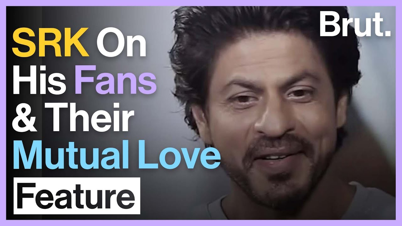Shah Rukh Khan On Why His Fans Are In Every Continent