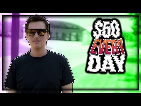 Work At Home Job Idea: $50 Per Day
