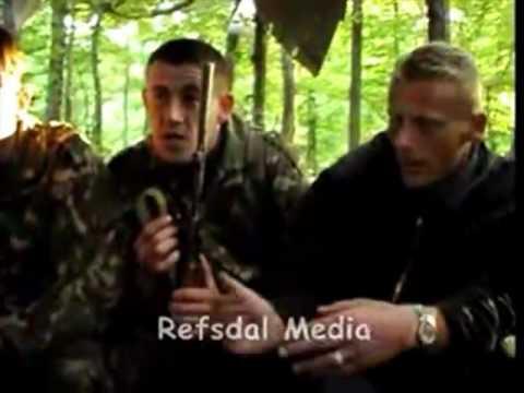 Kosovo War - Soldier Side