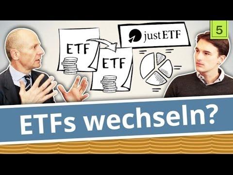 ETF-Wechsel: Alte ETFs verkaufen? Weltportfolio auf JustETF? | Gerd Kommer Interview Teil 5/8