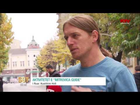 "SOT - Aktivitetet e ""Mitrovica guide"", 24 10 2016"