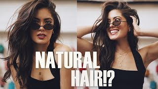 What is my natural hair color and texture?...| Melissa Alatorre