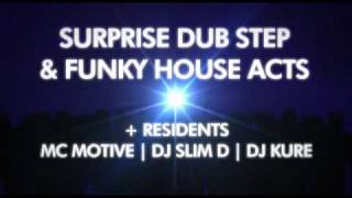 DJ EZ ★ TIM WESTWOOD ★ UV RAVE @ AREA CLUB ★ (+ Surprise Dub Step, Funky House and D&B acts)