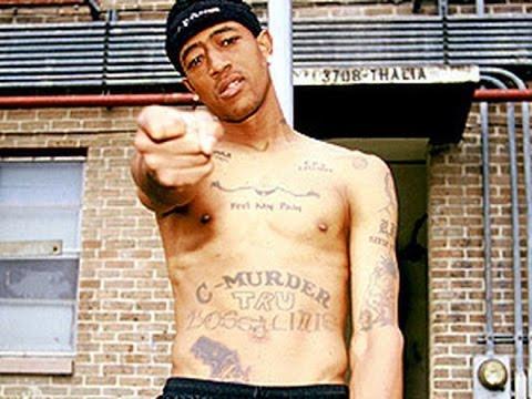 Rapper C-Murder Club Shooting