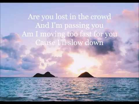 Where Are You Now - Chester See (Lyrics)
