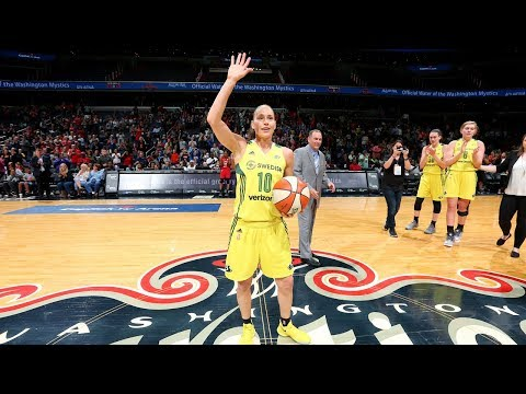 Sue Bird All Time Assists Leader WNBA