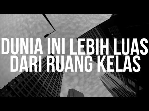 Pengingat - Kunto Aji (OFFICIAL VIDEO LYRICS)