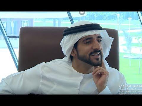 Sheikh Hamdan ( فزاع Fazza  )(12 March, 2017)