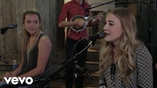 Maddie & Tae - Downside Of Growing Up | Acoustic