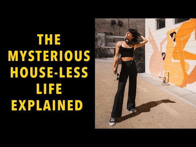 HOUSE-LESS DIGITAL NOMAD LIFE EXPLAINED: Relationships, Insurance, Accomodation, Mail, Health, Money