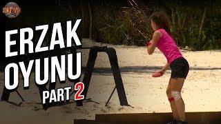 Erzak Oyunu 2. Part   31. Bölüm   Survivor Türkiye - Yunanistan