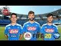 🔴 FIFA 20 [ Ryzen 7 1800X RTX 2080 8GB ULTRA FULL HD] CARRIERA NAPOLI [ITA]