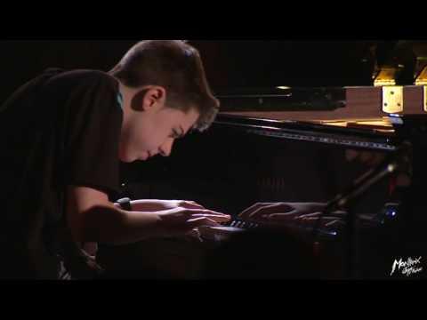 Esteban Castro - Don't Forget the Poet, by Enrico Pieranunzi (Live at the Montreux Jazz Festival)