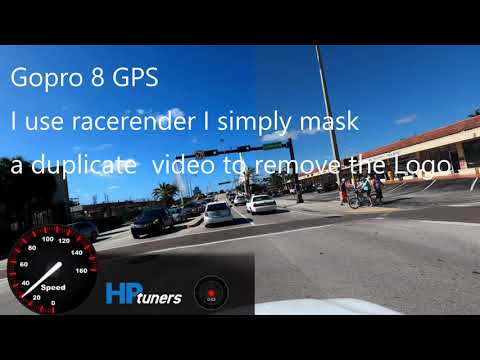 You own a Gopro GPS telementry a work around