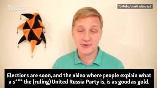 Russian Vloggers Challenge Pro-Kremlin TV Monolith