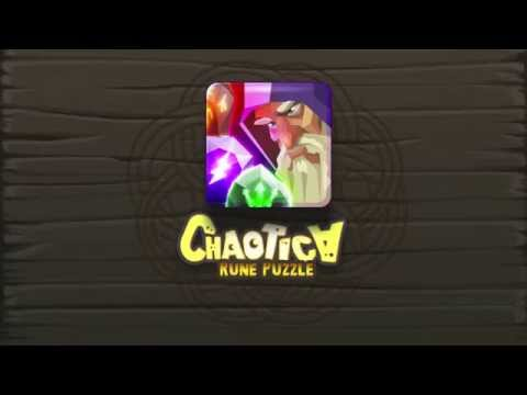 Chaotica Rune Puzzle: new Android game