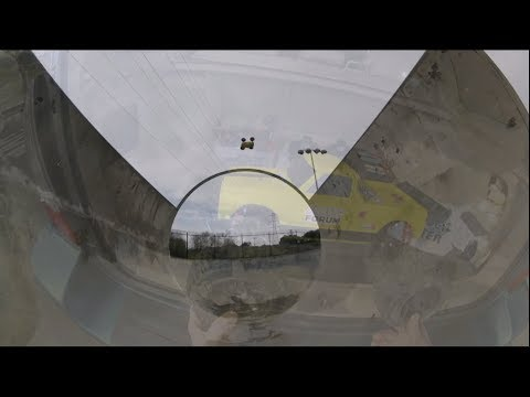 Arrma Outcast Death Gap M2C chassis dirt and skatepark testing...