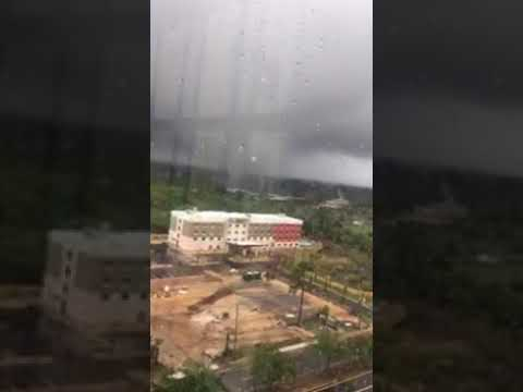 Tornado hits Fort Walton Beach