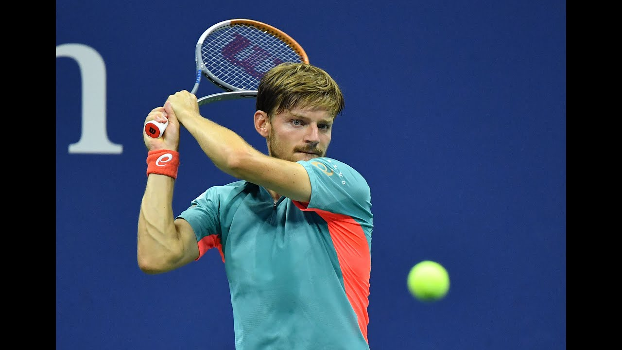 David Goffin | Top 10 points of US Open 2020