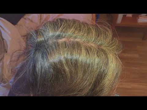 Dyeing Gray Hair with Cassia: Mix Rhubarb Root Powder before or after Cassia dye release?