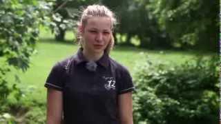 Morgane, William, collégiens passionnés d'élevage et motivés par la formation