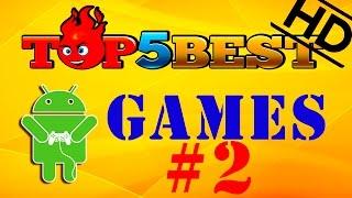 ТОП 5 лучших игр на Андроид 2016 с хорошей графикой   drintik