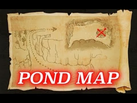 One Piece World Seeker - Pond Map - Find The Treasure at ...