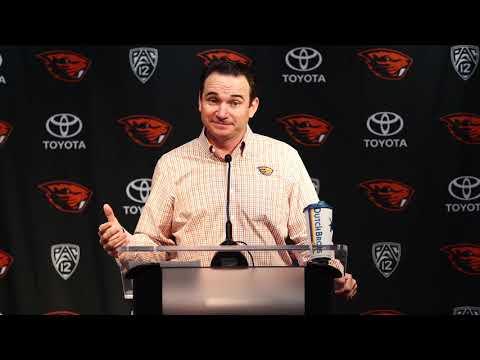 Oregon State Beavers - Buffaloes the next challenge for OSU and Jonathan Smith!!