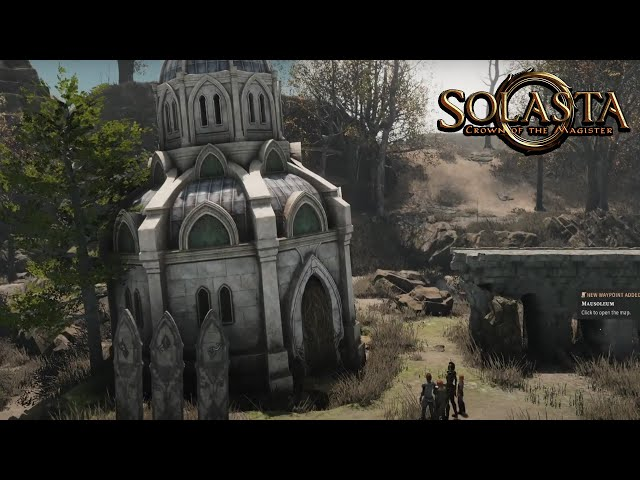 Solasta: Crown Of The Magister - The Monastery I Main Story Quest I Guide